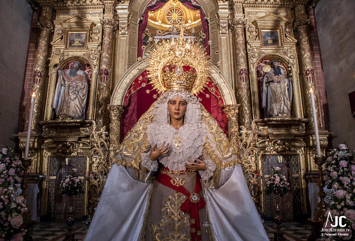 Madre de Dios de las Misericordias – Quinto de Cuaresma, Domingo de Pasion Jerez 2019 (4)