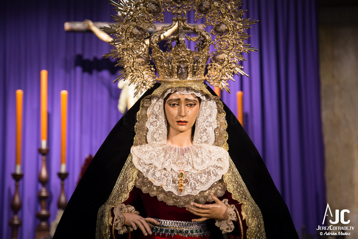 Maria Santisima de la O – Cuarto Domingo de Cuaresma Jerez 2019 (1)