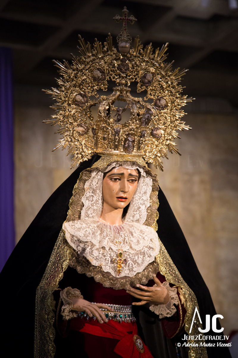 Maria Santisima de la O – Cuarto Domingo de Cuaresma Jerez 2019 (2)