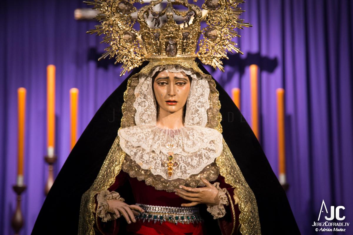 Maria Santisima de la O – Cuarto Domingo de Cuaresma Jerez 2019 (4)