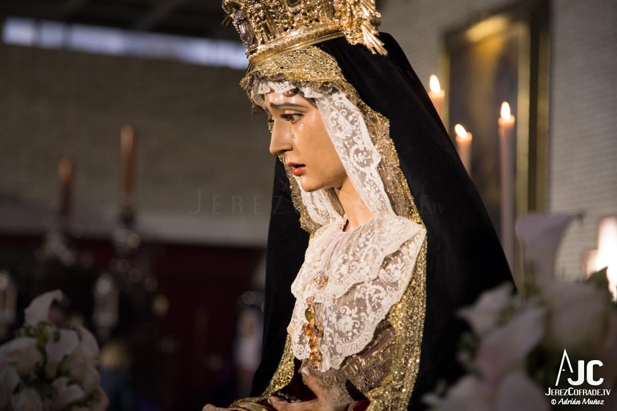 Maria Santisima de la O – Cuarto Domingo de Cuaresma Jerez 2019 (5)