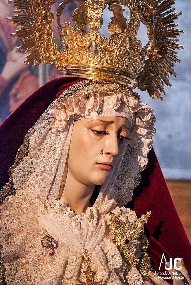 Maria Santisima de las Bienaventuranzas – Cuarto Domingo de Cuaresma Jerez 2019 (1)