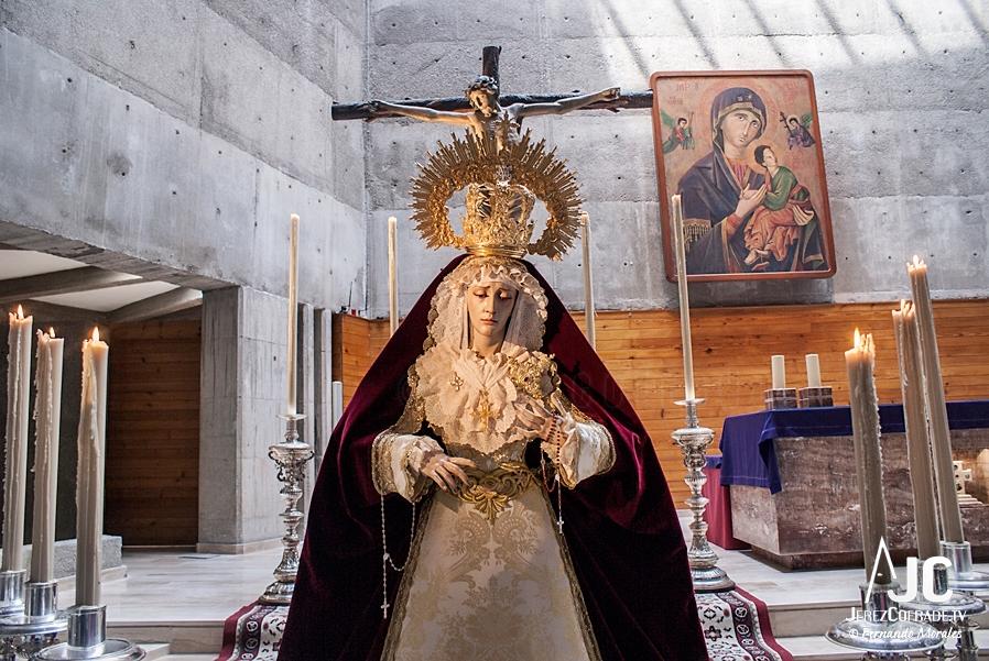 Maria Santisima de las Bienaventuranzas – Cuarto Domingo de Cuaresma Jerez 2019 (2)
