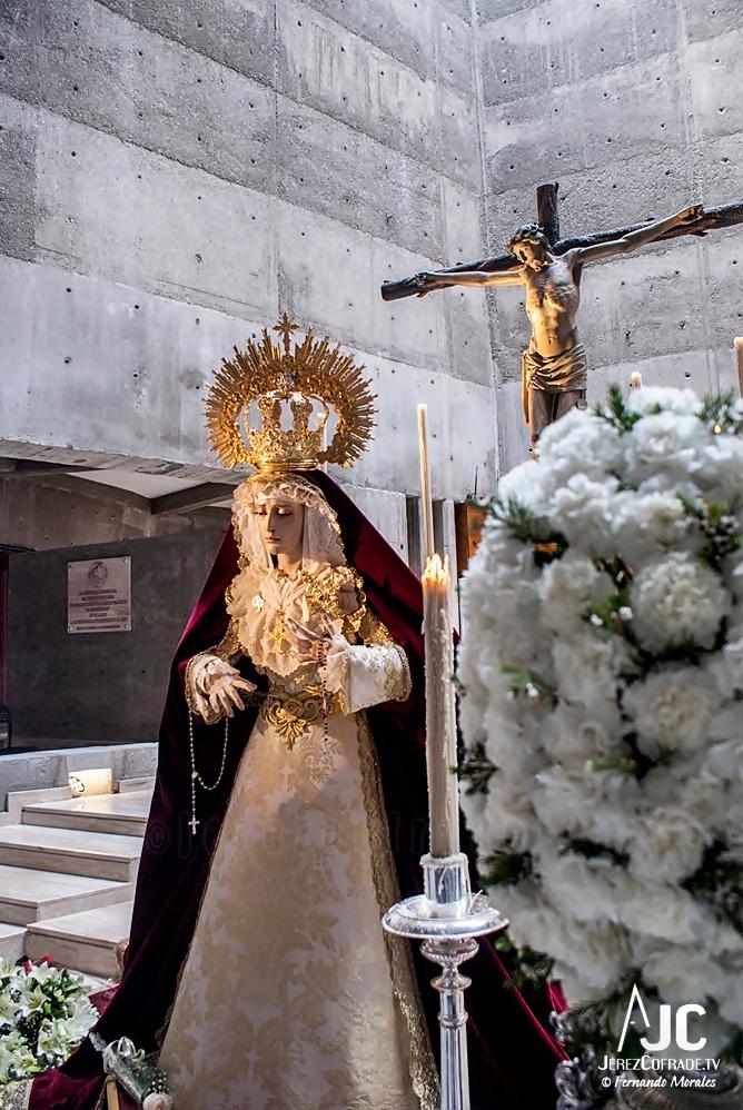 Maria Santisima de las Bienaventuranzas – Cuarto Domingo de Cuaresma Jerez 2019 (5)