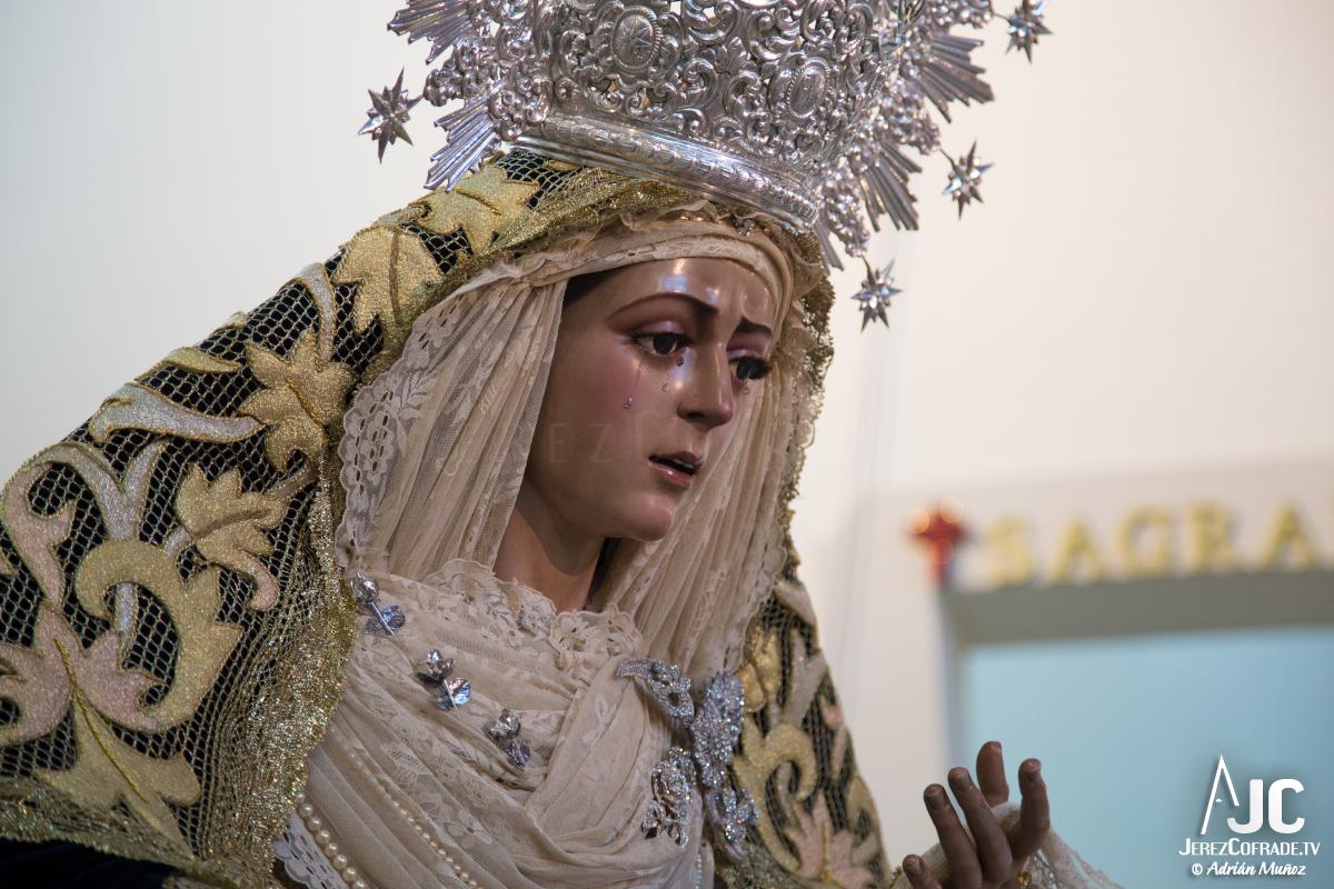 Maria Stma. Madre de la Iglesia – Cuarto Domingo de Cuaresma Jerez 2019 (4)