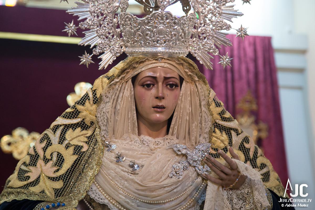 Maria Stma. Madre de la Iglesia – Cuarto Domingo de Cuaresma Jerez 2019 (5)