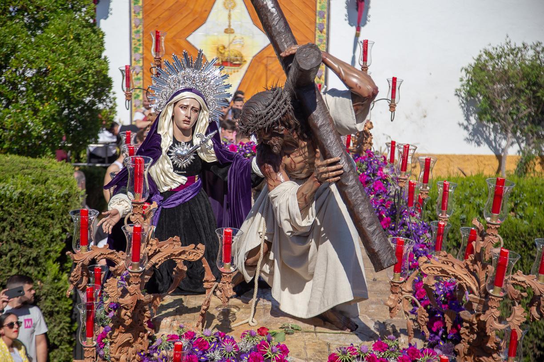 Mision – Sabado de Pasion Jerez 2019 – Cristo Garcia