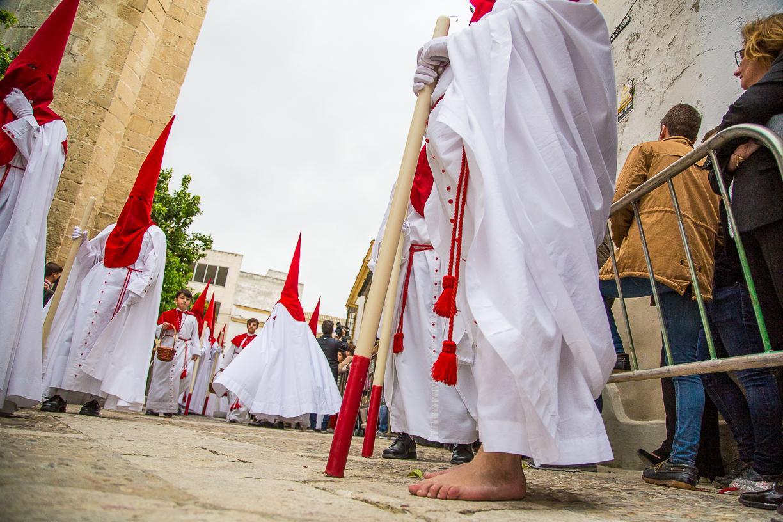 Nazarenos Prendi – Miercoles Santo Jerez 2019 – Cristo Garcia (1)
