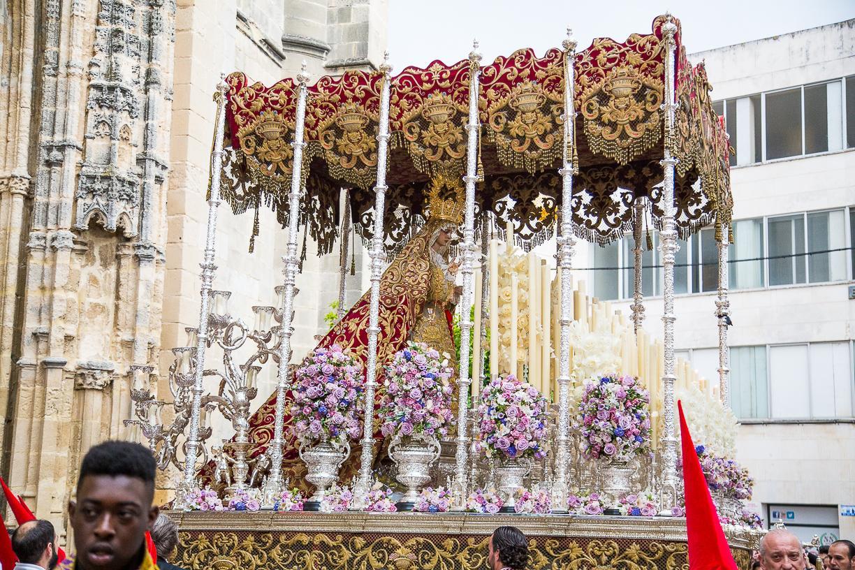 Nazarenos Prendi – Miercoles Santo Jerez 2019 – Cristo Garcia (2)