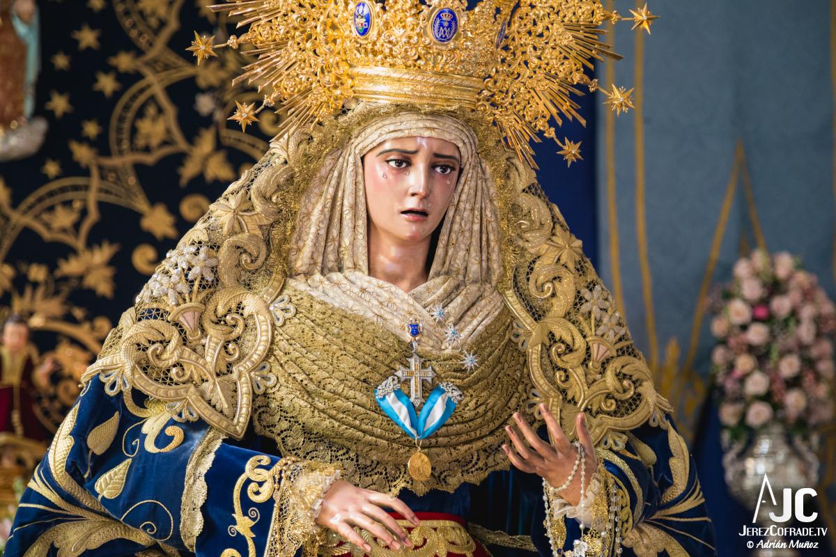 Ntra. Sra. de la Estrella – Tercer Domingo de Cuaresma Jerez 2019 (1)