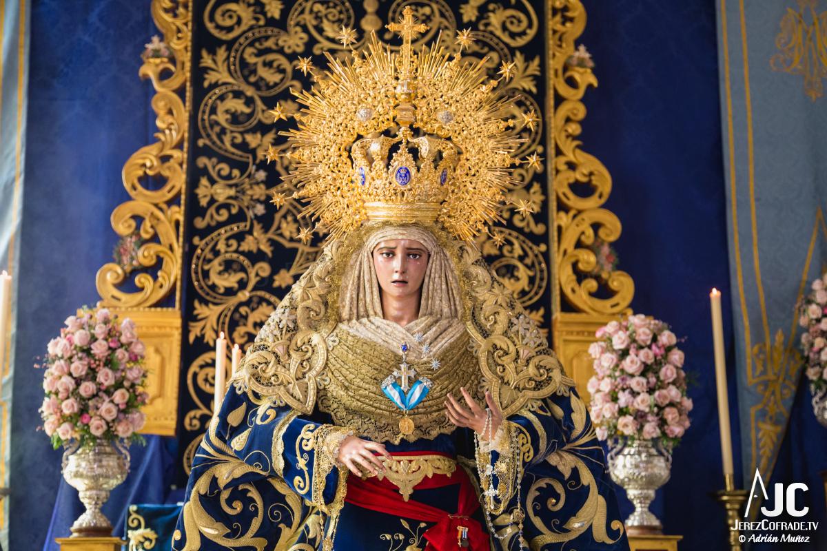Ntra. Sra. de la Estrella – Tercer Domingo de Cuaresma Jerez 2019 (2)