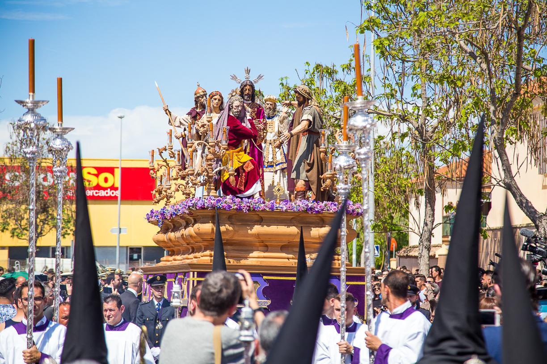 Pasion – Domingo de Ramos Jerez 2019 – Cristo Garcia (2)