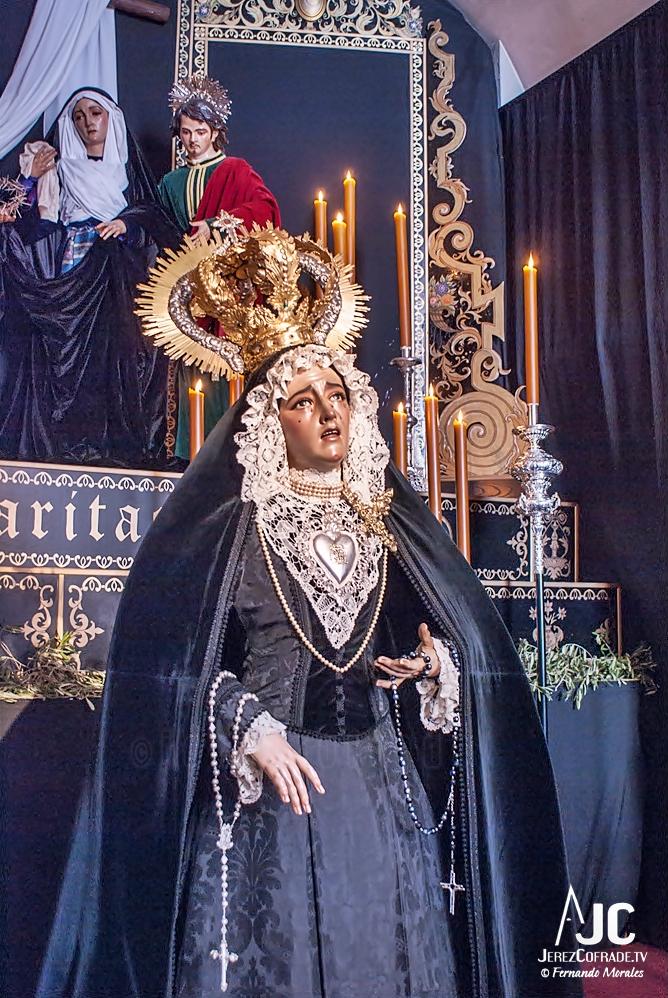 Penas y Lagrimas – Tercer Domingo de Cuaresma Jerez 2019 (1)