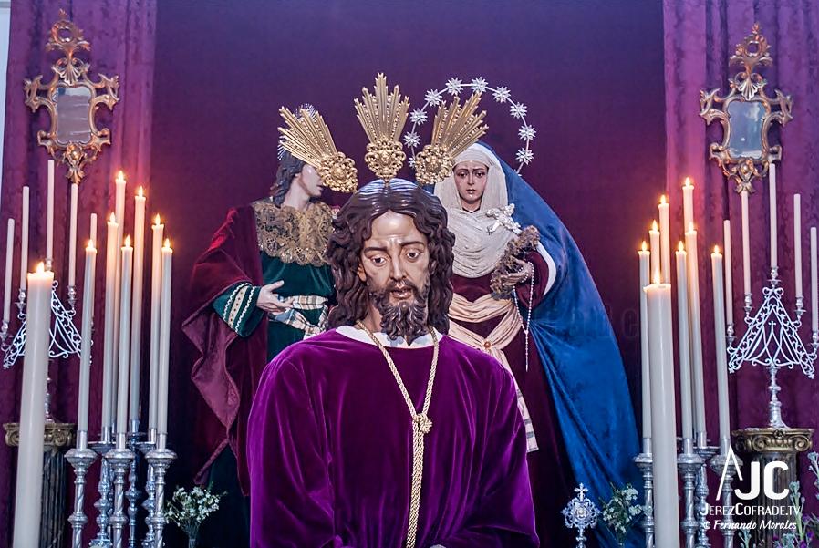 Redencion – Tercer Domingo de Cuaresma Jerez 2019