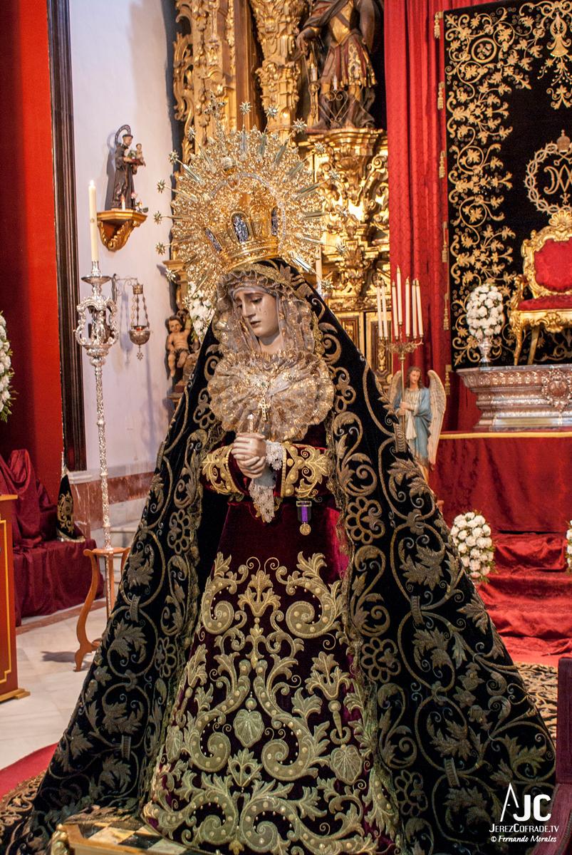 Soledad – Quinto de Cuaresma, Domingo de Pasion Jerez 2019 (1)
