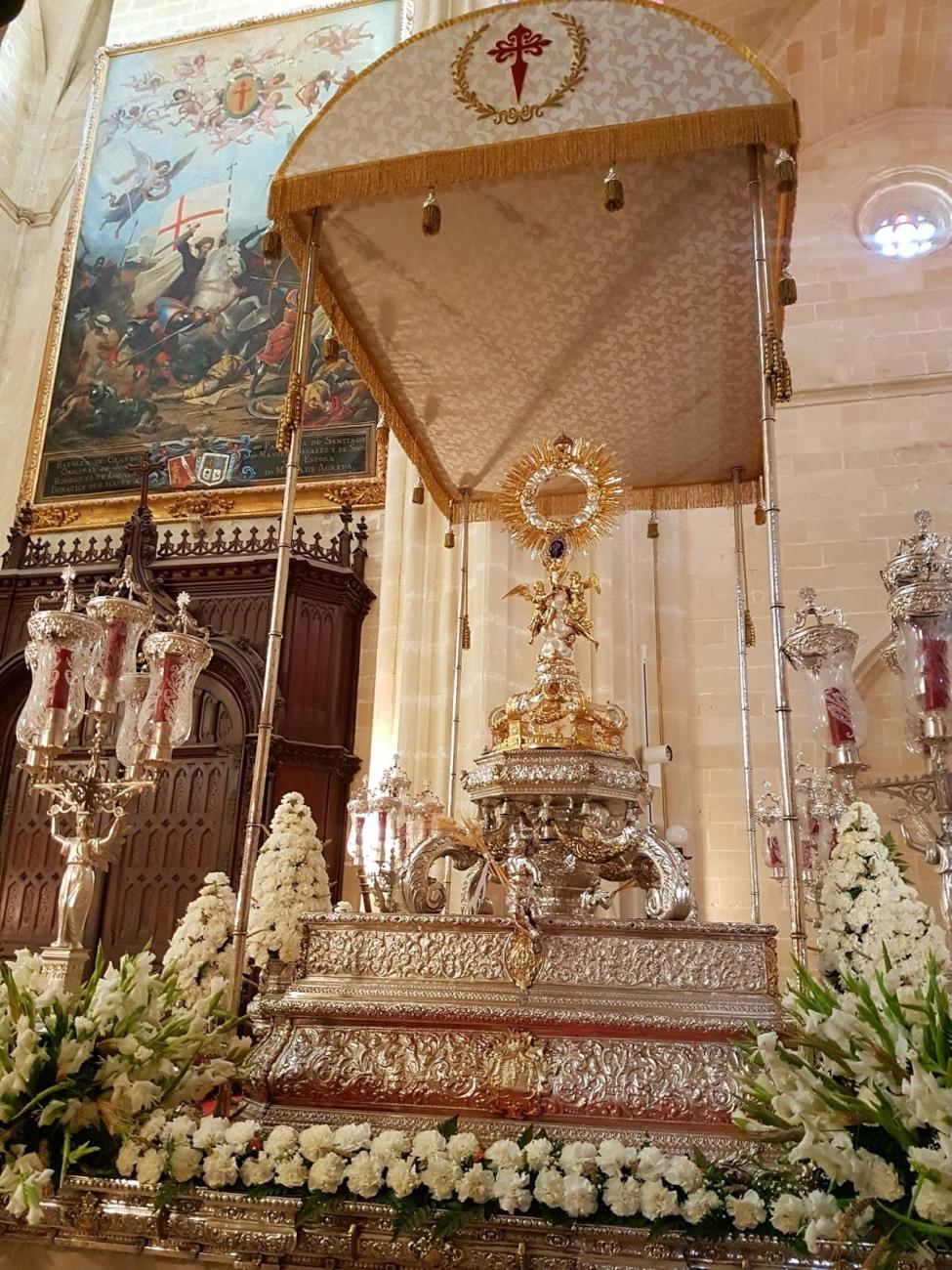 Corpus Sacramental Santiago