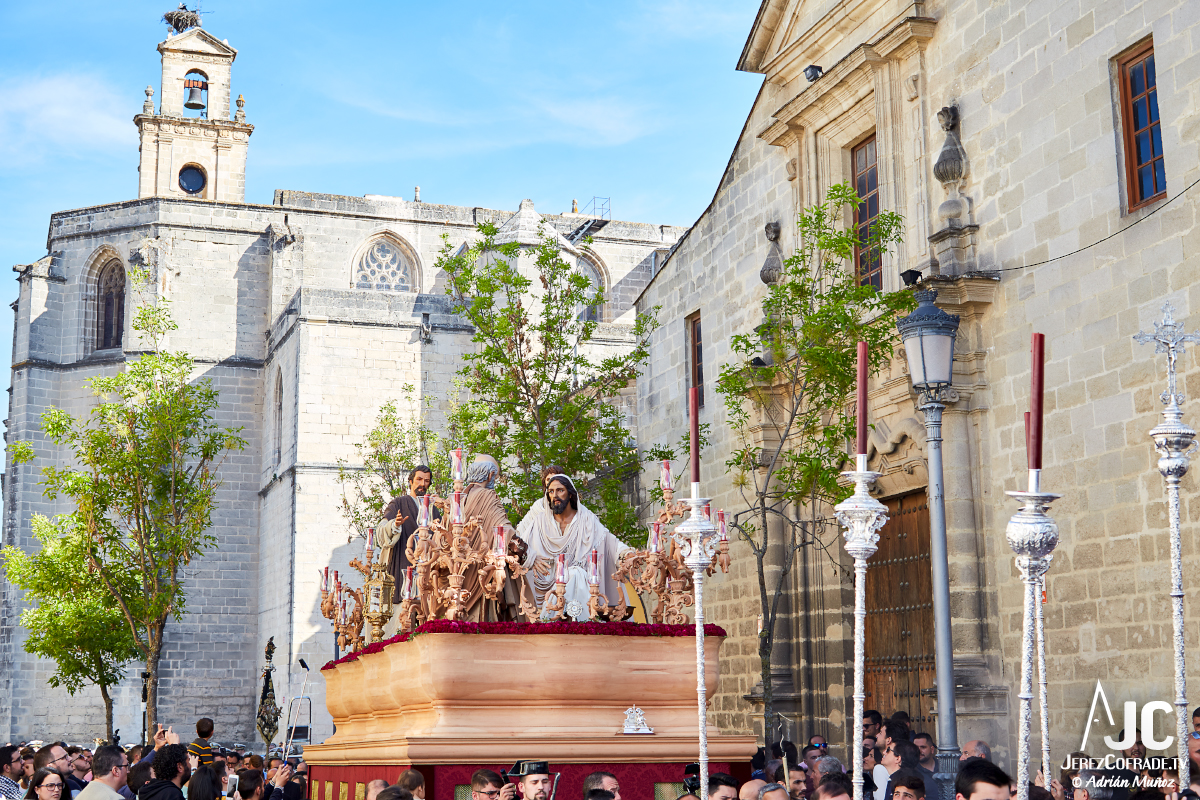 Bondad y Misericordia – Jueves de Pasion Jerez 2019 (6)