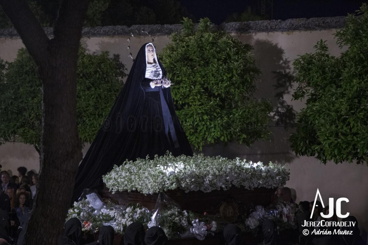 Amor y Sacrificio – Lunes Santo Jerez 2019 (3)