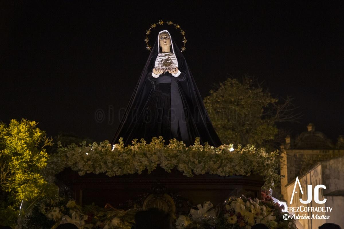 Amor y Sacrificio – Lunes Santo Jerez 2019 (8)