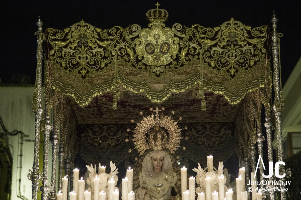 Candelaria – Lunes Santo Jerez 2019 (5)