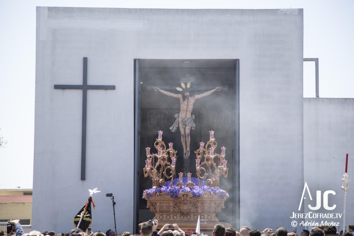 Cristo de la Sed – Lunes Santo – Jerez 2019 (2)