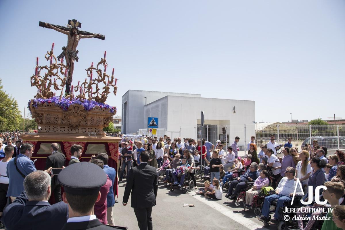 Cristo de la Sed – Lunes Santo – Jerez 2019 (5)