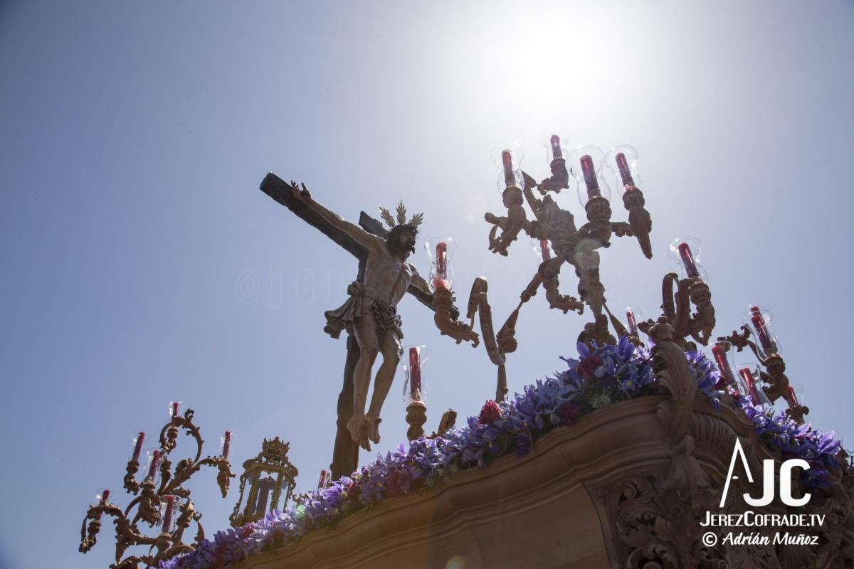 Cristo de la Sed – Lunes Santo – Jerez 2019 (6)