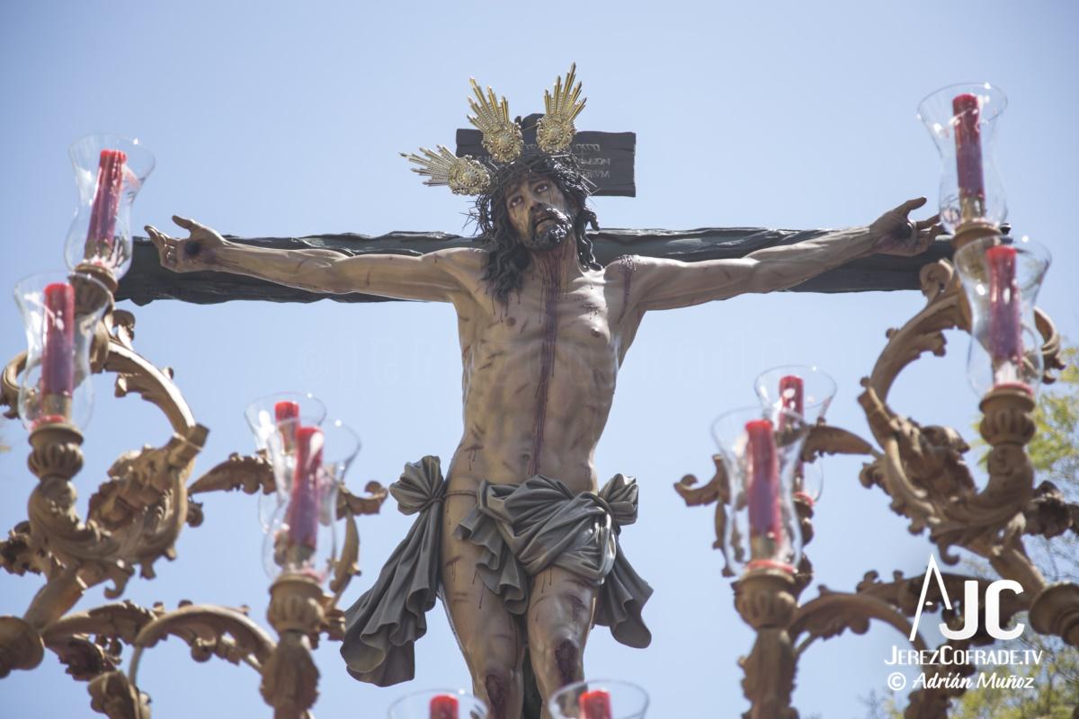 Cristo de la Sed – Lunes Santo – Jerez 2019 (7)