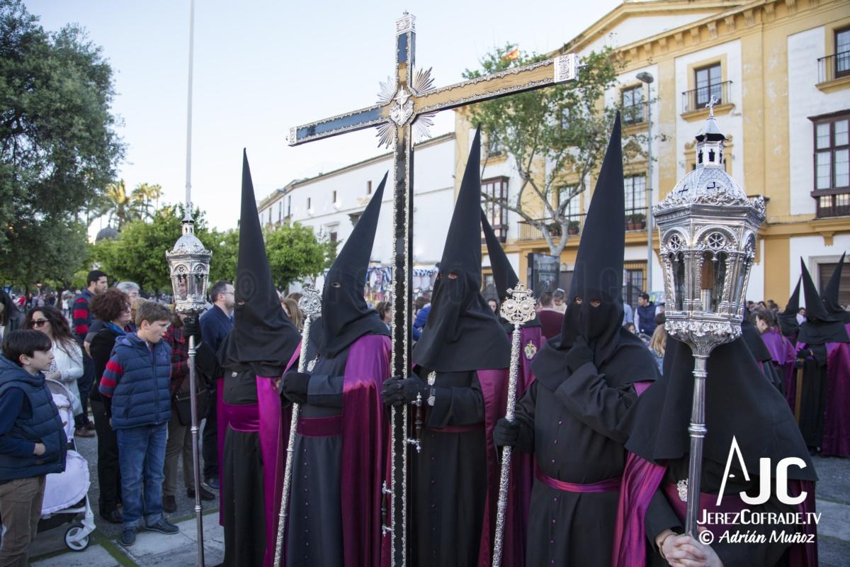 Cristo de la Viga – Lunes Santo Jerez 2019 (1)