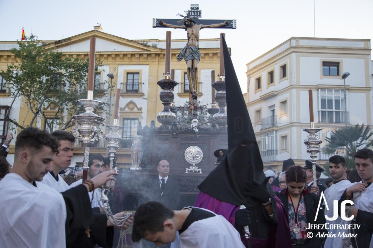 Cristo de la Viga – Lunes Santo Jerez 2019 (6)