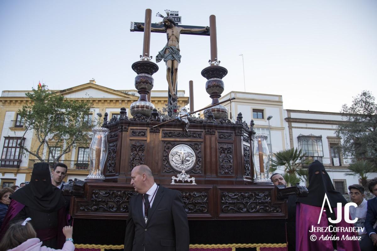 Cristo de la Viga – Lunes Santo Jerez 2019 (7)