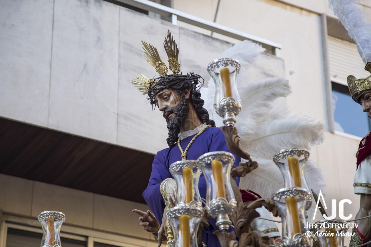 Jesus de la Paz – Lunes Santo – Jerez 2019
