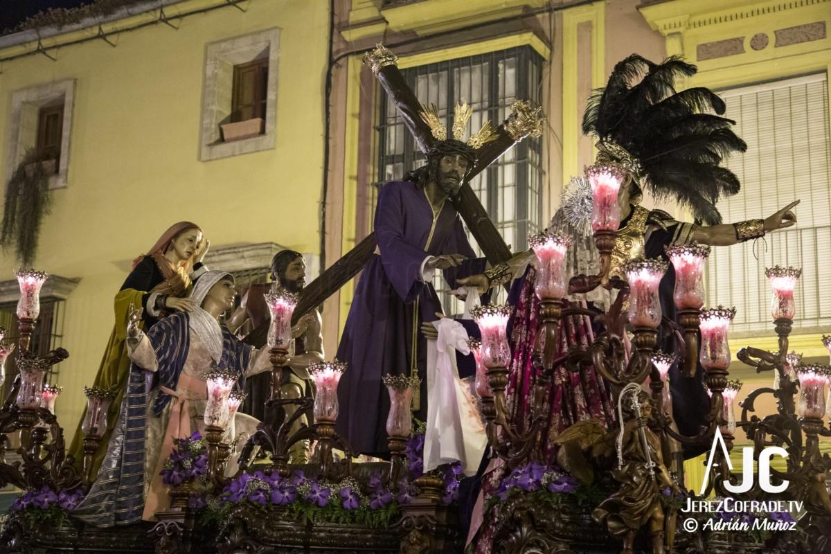 Jesus de las Misericordias – Lunes Santo Jerez 2019 (1)