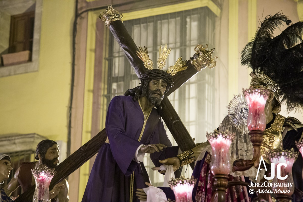 Jesus de las Misericordias – Lunes Santo Jerez 2019 (2)