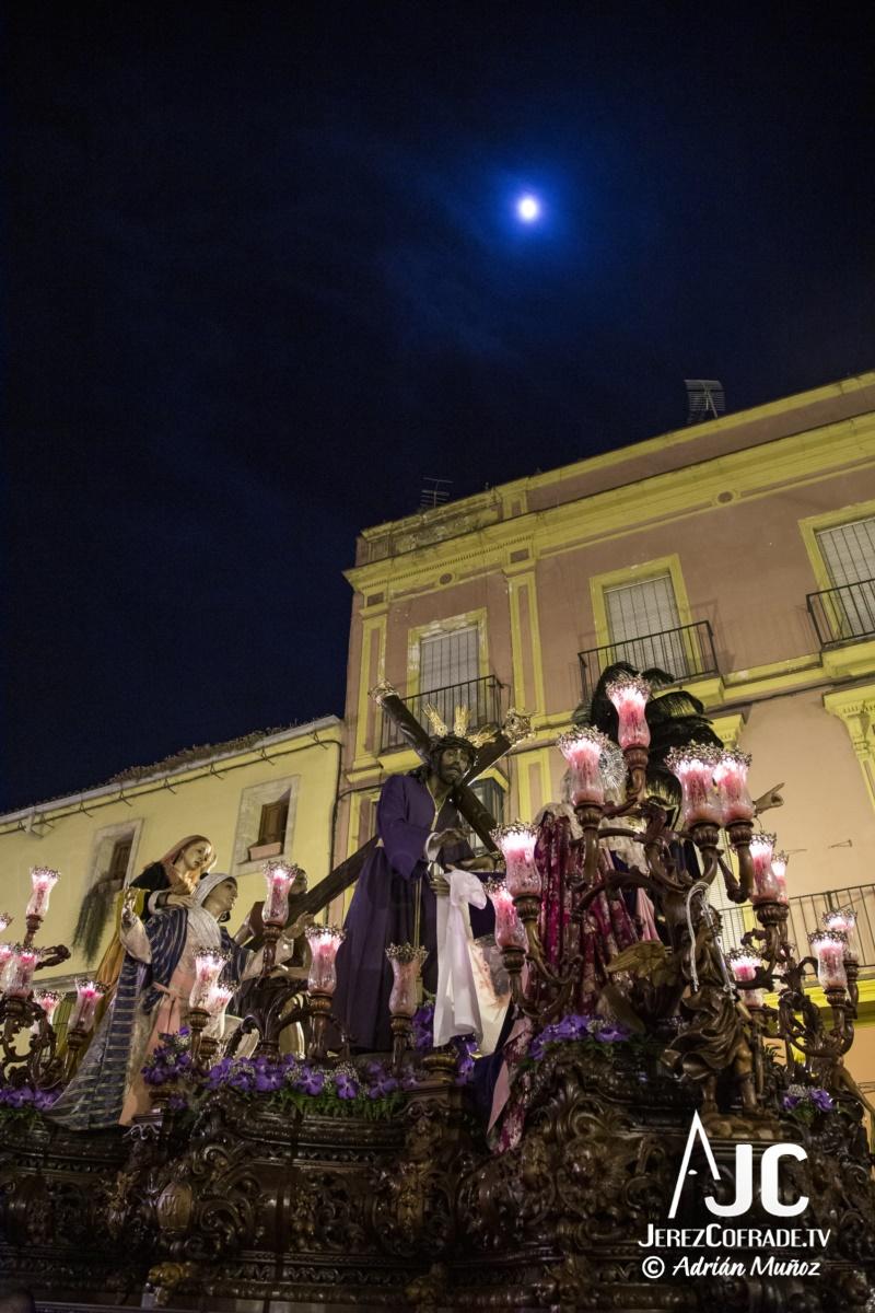 Jesus de las Misericordias – Lunes Santo Jerez 2019 (3)