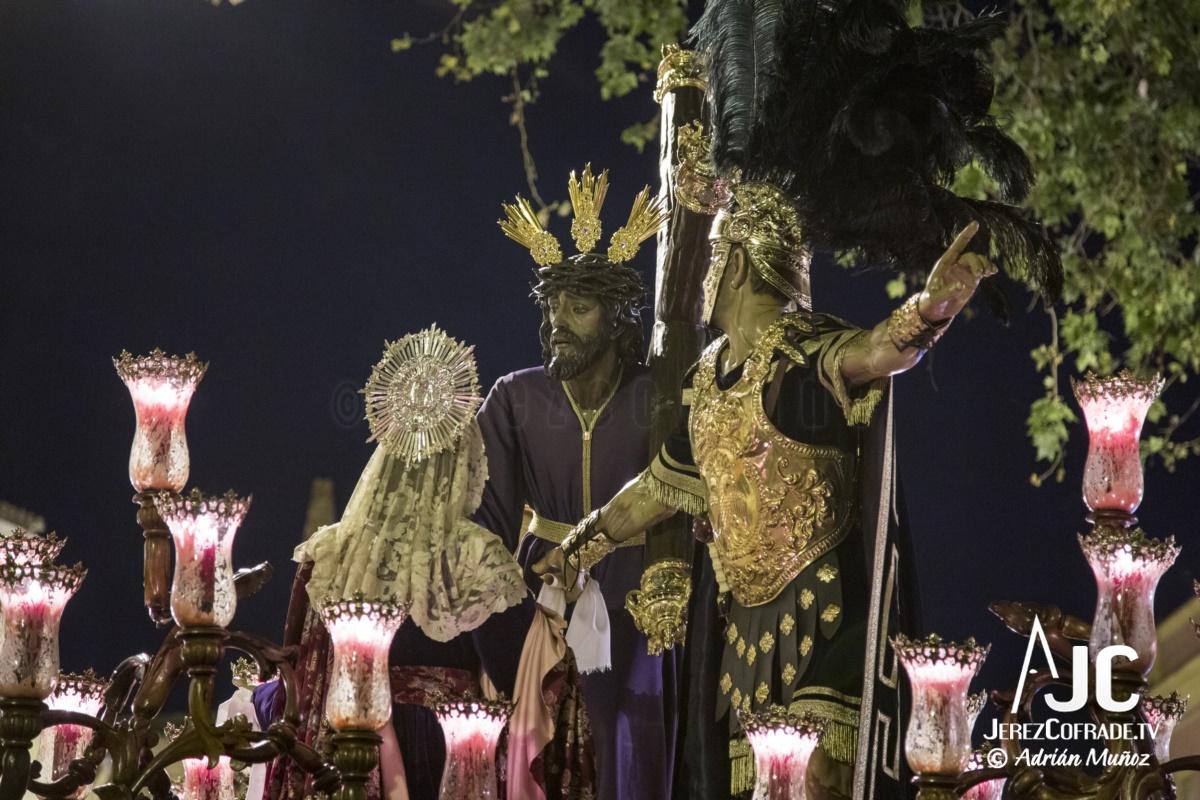 Jesus de las Misericordias – Lunes Santo Jerez 2019 (4)