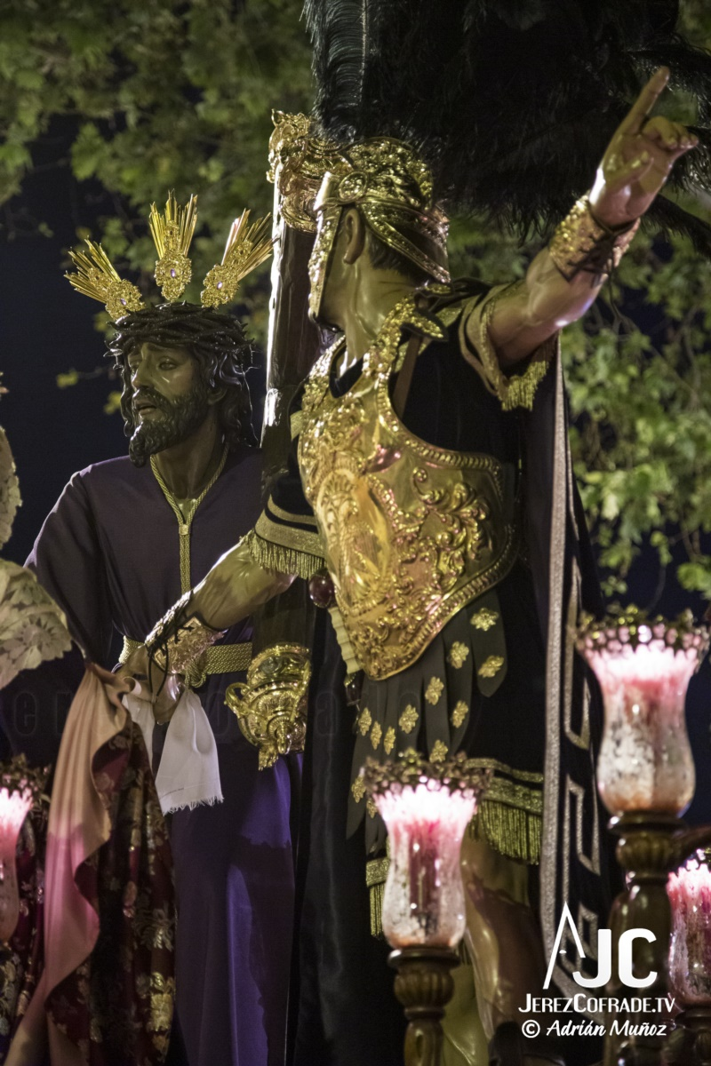 Jesus de las Misericordias – Lunes Santo Jerez 2019 (5)