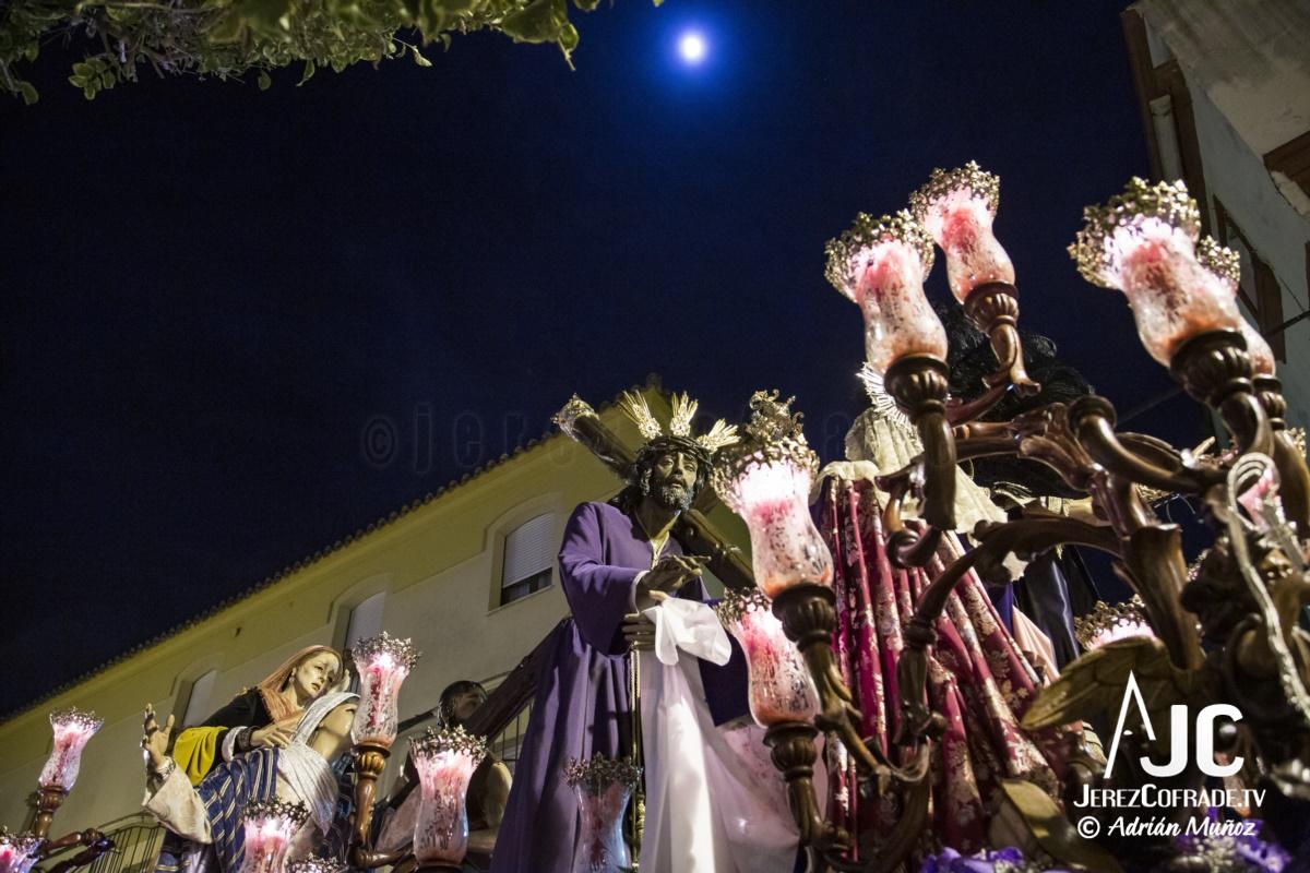 Jesus de las Misericordias – Lunes Santo Jerez 2019 (7)