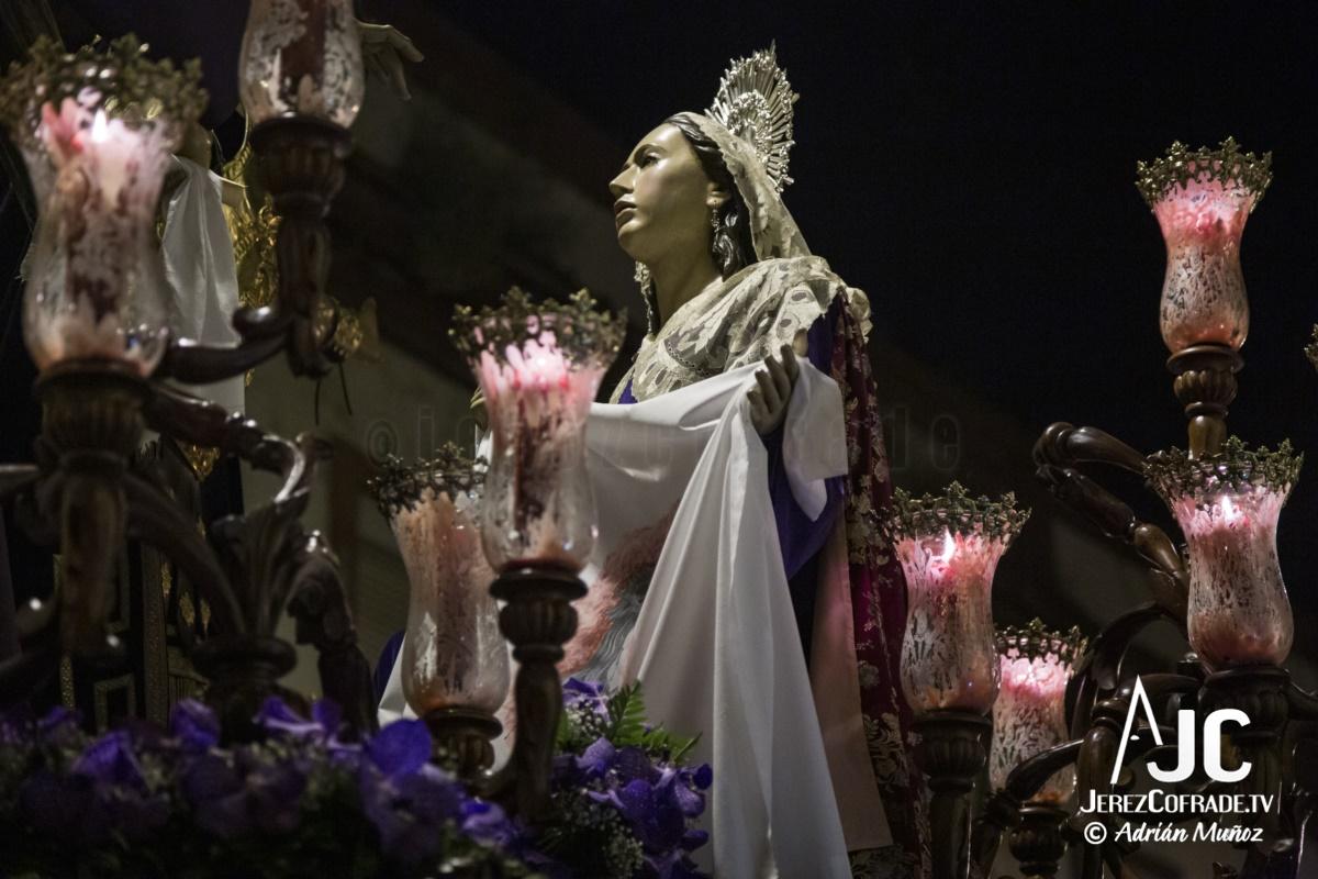 Jesus de las Misericordias – Lunes Santo Jerez 2019 (8)