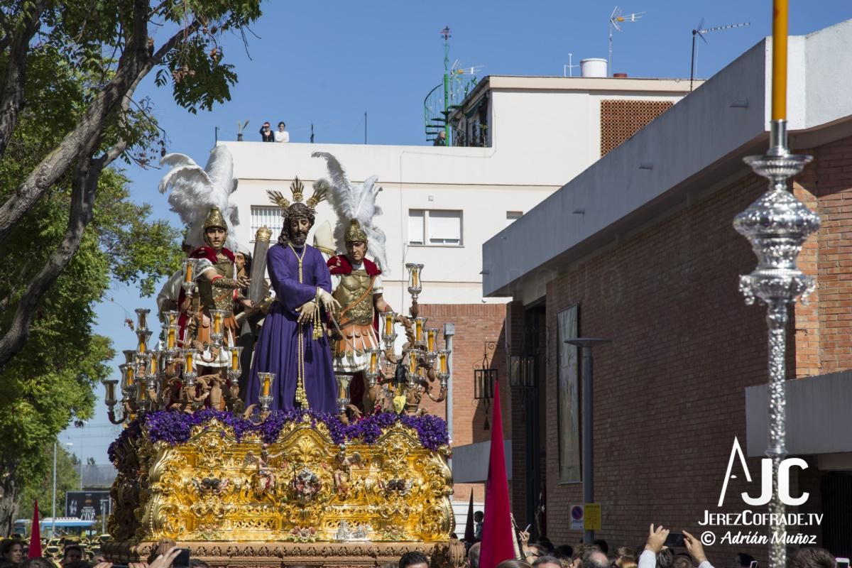 La Paz de Fatima – Lunes Santo – Jerez 2019 (1)