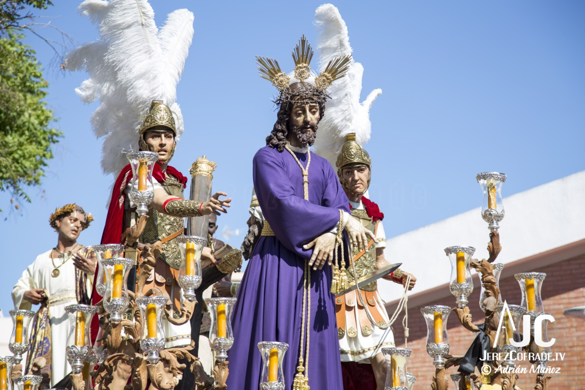 La Paz de Fatima – Lunes Santo – Jerez 2019 (2)