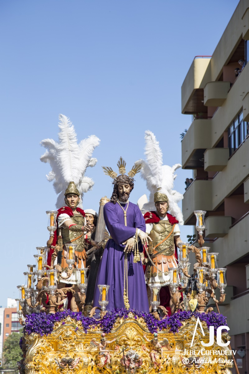 La Paz de Fatima – Lunes Santo – Jerez 2019 (4)