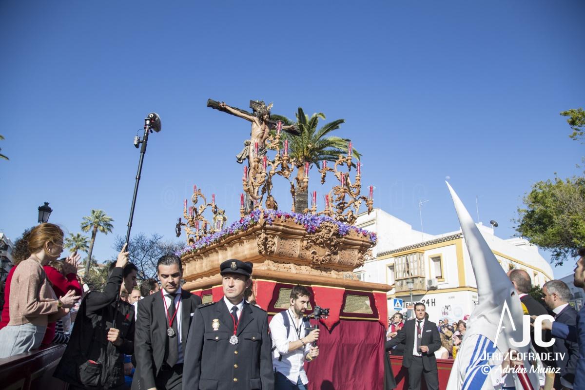 La Sed en carrera oficial – Lunes Santo – Jerez 2019 (5)