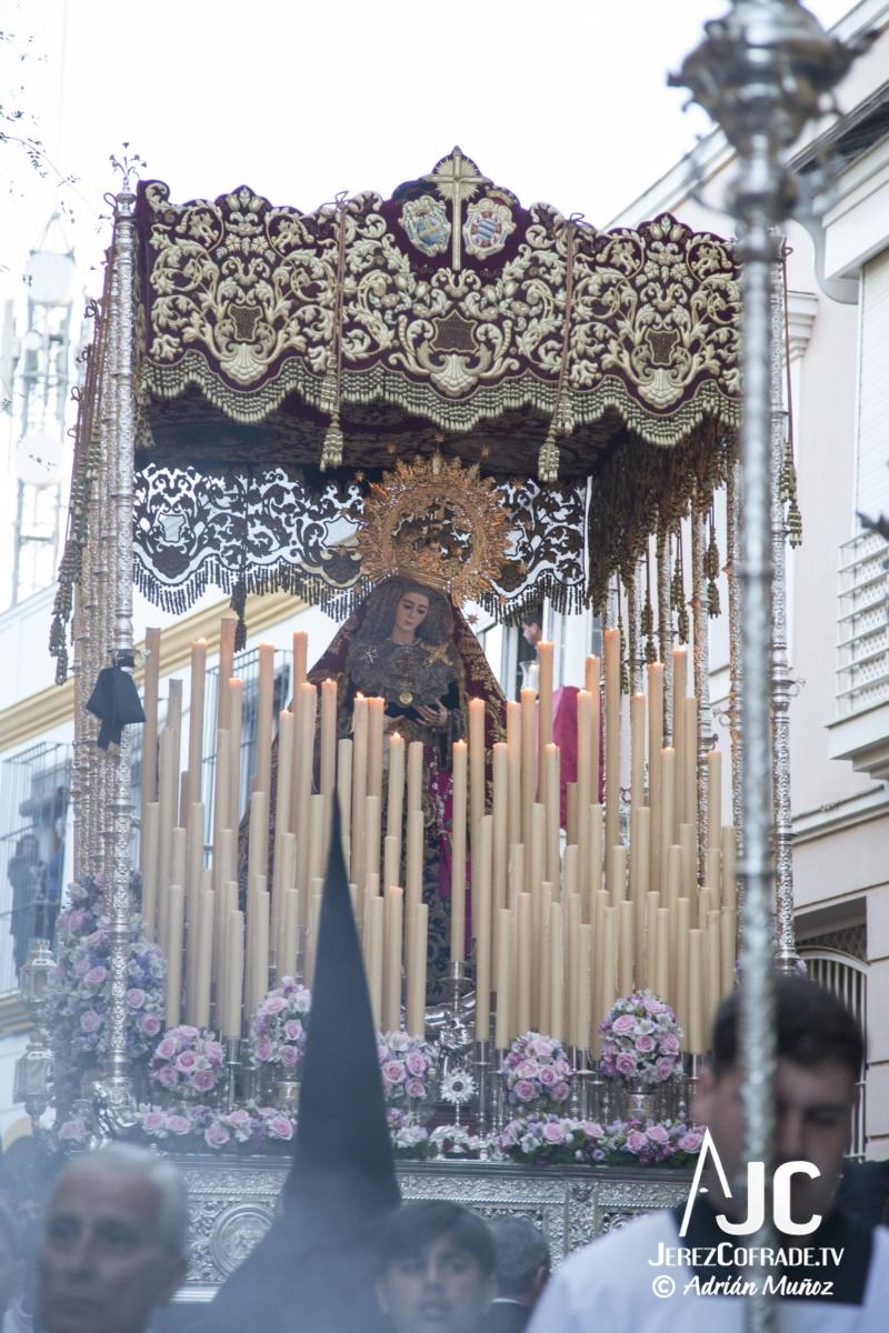 Nuestra Sra. del Socorro – Lunes Santo Jerez 2019 (1)