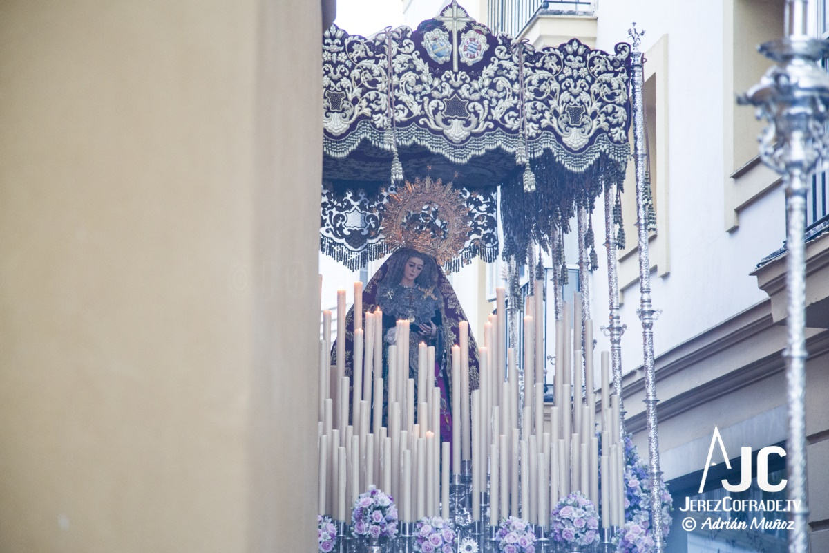 Nuestra Sra. del Socorro – Lunes Santo Jerez 2019 (3)