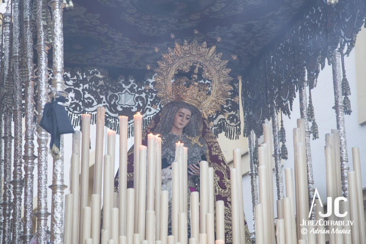 Nuestra Sra. del Socorro – Lunes Santo Jerez 2019 (4)