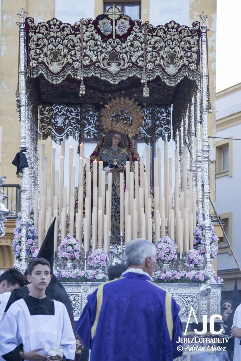 Nuestra Sra. del Socorro – Lunes Santo Jerez 2019 (6)