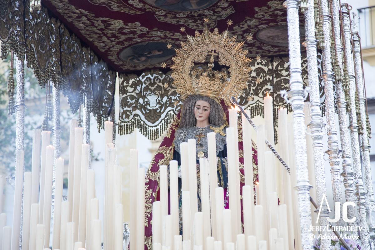 Nuestra Sra. del Socorro – Lunes Santo Jerez 2019 (8)