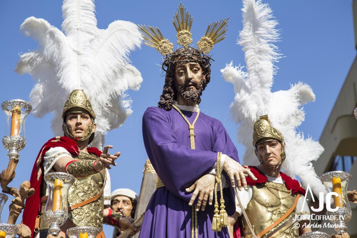 Paz y Concordia – Lunes Santo Jerez 2019 (5)