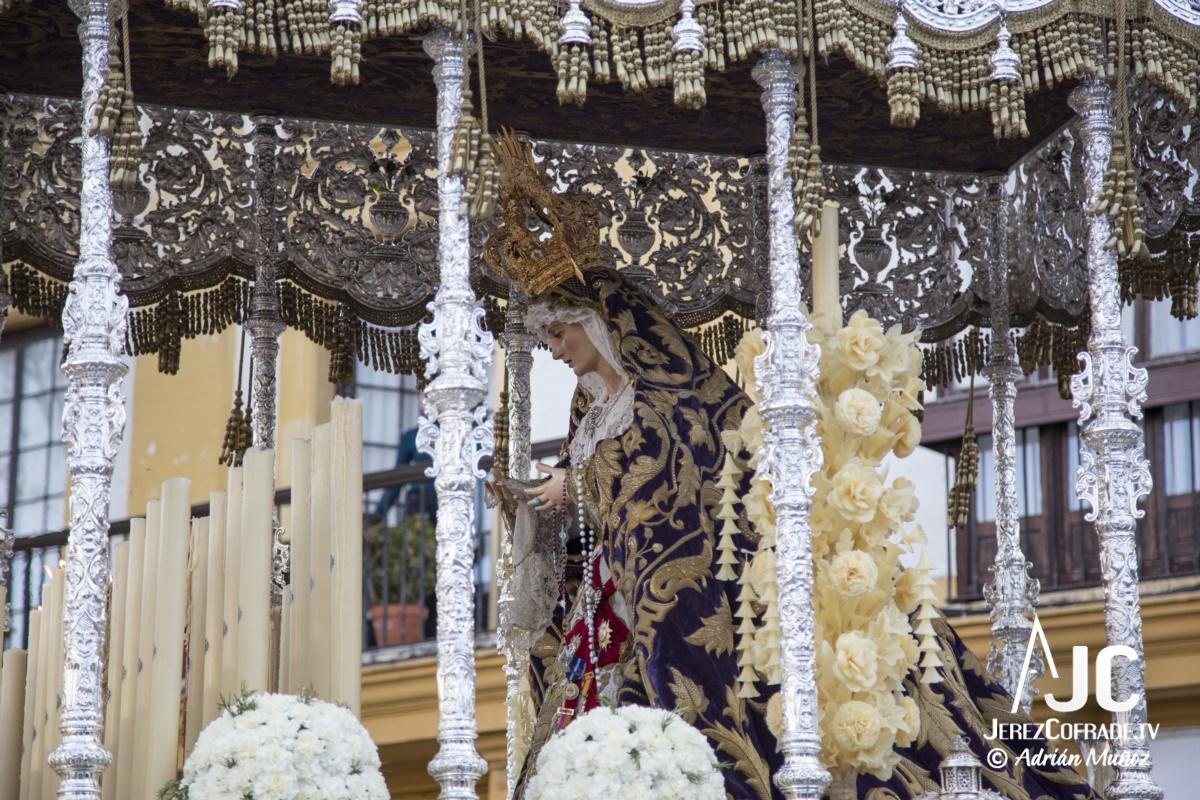 Paz y Concordia – Lunes Santo Jerez 2019